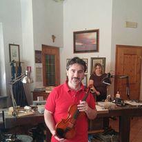 Maurizio with Il canone