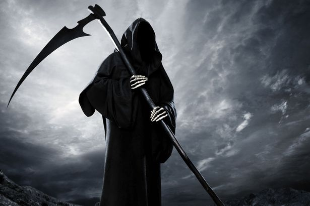 Death AKA the Grim Reaper image